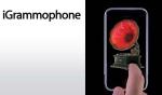 i-grammophone - trasforma l'iphone e l'ipad in un giradischi