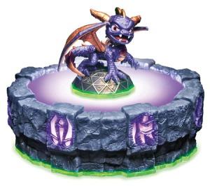 Il portale di Skylanders: Spyro's Adventure (c) Activision