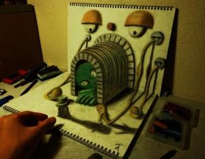 3D Art di Nagai Hideyuki